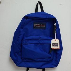 JanSport Superbreak Backpack  NWT